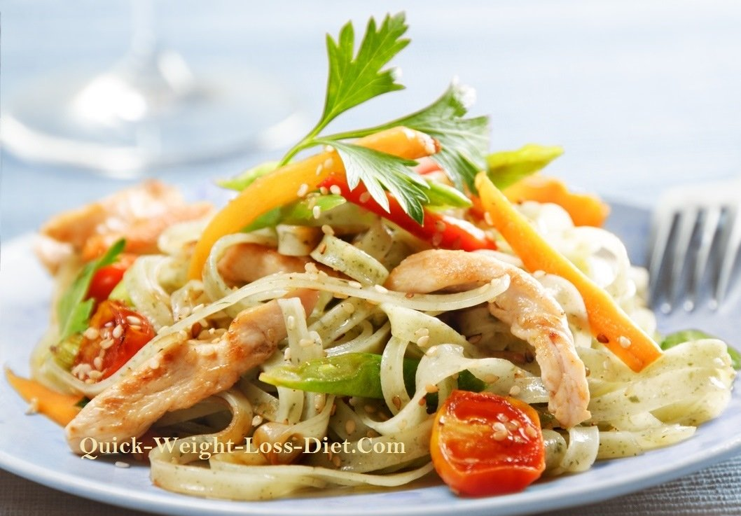 Chicken_Noodles_And_Vegetables